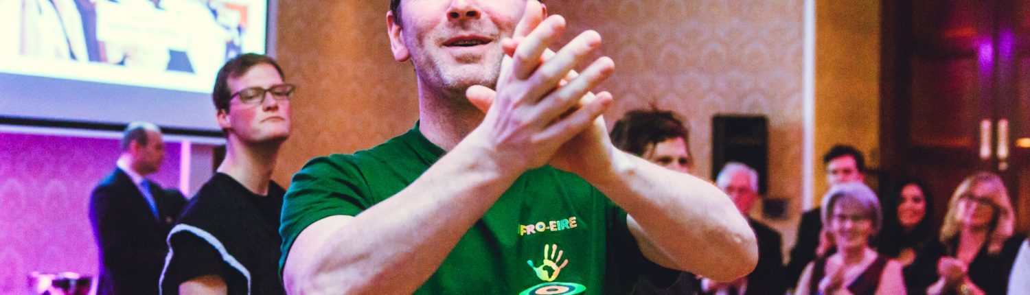 Afro Eire offer team building activities and icebreakers for all types of events